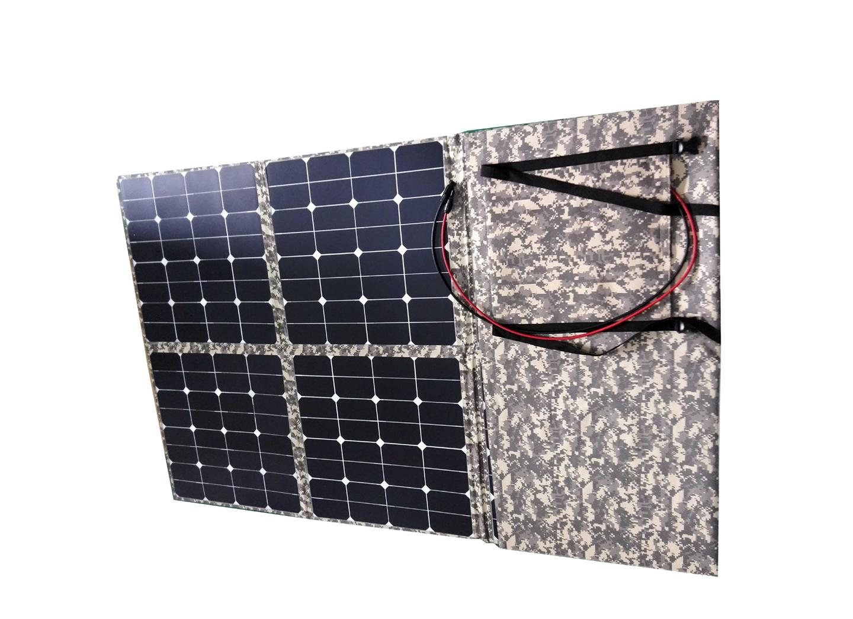 400 Watt Foldable Solar Panel | Energy Wave